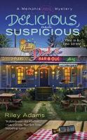 Delicious And Suspicious : Aunt Pat's Bar-B-Que