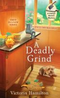 Deadly Grind : A Vintage Kitchen Mystery