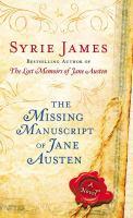 MISSING MANUSCRIPT OF JANE AUSTEN