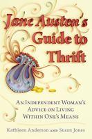 Jane Austen's Guide to Thrift