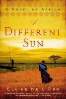 A Different Sun