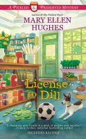 License to Dill