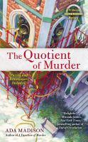 The Quotient of Murder