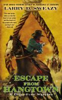 Escape From Hangtown