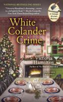 White Colander Crime