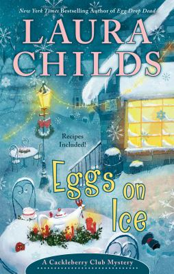 Eggs on Ice(book-cover)