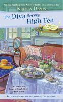 The Diva Serves High Tea