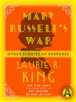 Mary Russell's War and Other Stories of Suspense