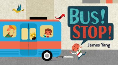 Cover image for Bus! Stop!