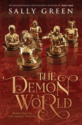 The Demon World(book-cover)