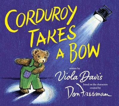 Cover image for Corduroy Takes A Bow