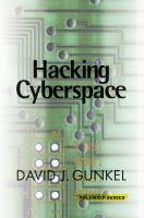 Hacking Cyberspace (Polemics)