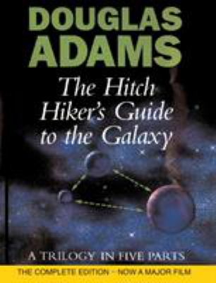 Cover Image: Hitch Hiker's Guide to the Galaxy