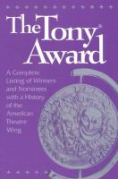 The Tony Award
