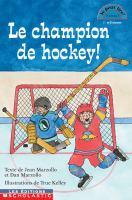 Le champion de hockey!