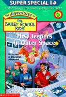 Mrs. Jeepers In Outer Space (#4)
