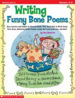 Writing Funny Bone Poems