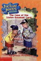 The Case of the Stolen Baseball Cards