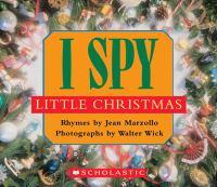 I Spy Little Christmas