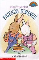 Hare and Rabbit: Friends Forever