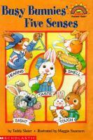 Busy Bunnies' Five Senses