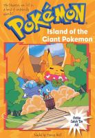 Island Of The Giant Pokemon #2