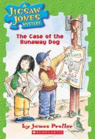 The Case of the Runaway Dog