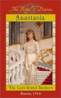 Anastasia, the Last Grand Duchess, Russia, 1914
