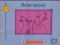 Bow-wow!