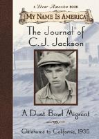 The Journal of C.J. Jackson