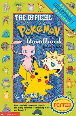 Cover image for The Official Pokemon Handbook