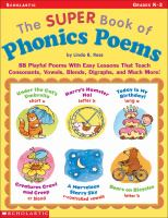 The Super Book of Phonics Poems