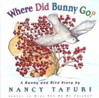 Where Did Bunny Go?