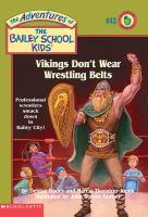 Vikings Don't Wear Wrestling Belts