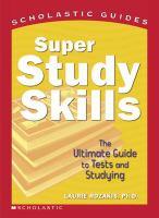 Image: Super Study Skills