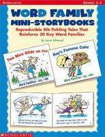 Word Family Mini-story-books