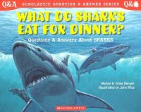What Do Sharks Eat for Dinner?