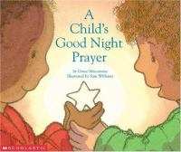 A Child's Good Night Prayer