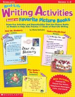 Real-life Writing Activities