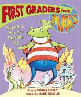 First Graders From Mars Episode 1