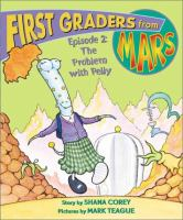 First Graders From Mars, Episode 2