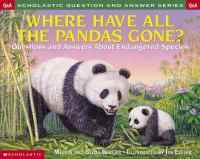 Where Have All the Pandas Gone?