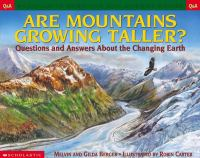 Are Mountains Growing Taller?