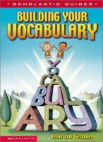 Building your Vocabulary