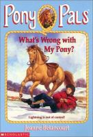 What's Wrong With My Pony?