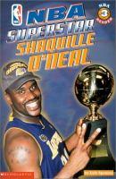 NBA Superstar Shaquille O'Neal