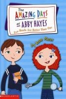 Amazing Days of Abby Hayes