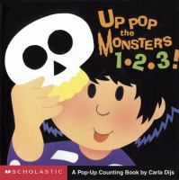 Up Pop the Monsters 1-2-3!