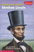 Vamos a leer sobre-- Abraham Lincoln