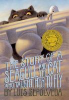 The Story of the Seagull and the Cat Who Taught Her to Fly